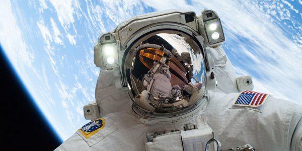 Astronauta. (Dominio Público)