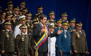 El Presidente de Venezuela, Nicolás Maduro, resulta ileso tras atentado