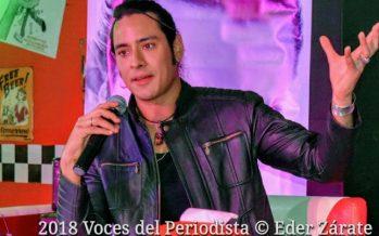 """Axel Herrera presenta su primer disco """"Más allá de la Luna"""""""