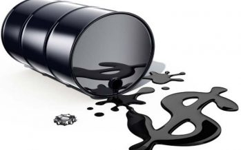 Petróleo mexicano baja y se vende a 63.53 dólares por barril