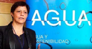 Blanca Jiménez Cisneros será la próxima directora de Conagua
