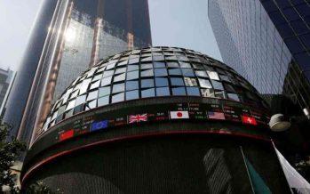 Bolsa Mexicana concluye con baja, en línea con Wall Street