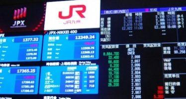 Bolsa de Tokio cierra al alza ante debilidad del yen