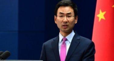 """China pide a EUA dejar chantajes y """"doble cara"""" sobre cuestión comercial"""
