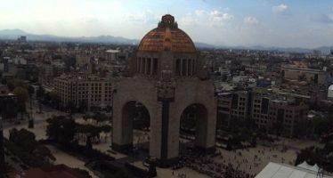 Con buena calidad del aire amanece este domingo en el Valle de México