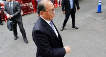 Concluye reunión de López Obrador con embajador chino Qiu Xiaoqi