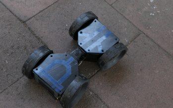 Crean un robot explorador compacto en el IPN; buscará víctimas de desastres naturales