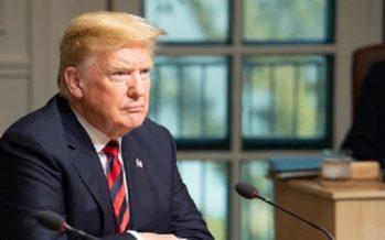 Trump amaga con retirar a Estados Unidos de la Organización Mundial de Comercio
