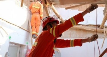 Dos sismos en China dejan 24 heridos y miles de casas dañadas