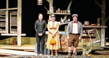 """""""El Ogrito"""", llega al Teatro Helénico con un mensaje de amor, tolerancia y valentía"""