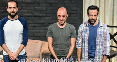 """Se estrenó la obra """"El Plan"""" de Ignasi Vidal en el Foro Lucerna del Teatro Milán"""
