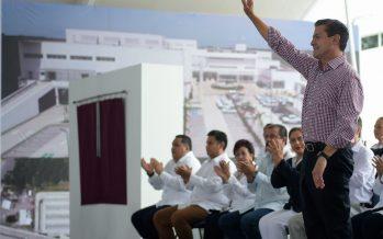 Peña Nieto dice que dejará un país con estabilidad económica