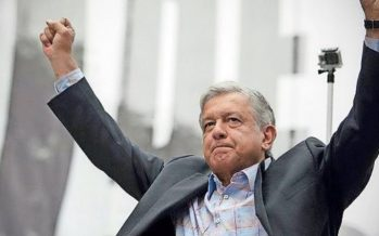 Concluye conferencia de prensa de López Obrador en Palacio Nacional