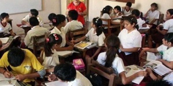 Este lunes inicia primera fase de Nuevo Modelo Educativo con 26 millones de alumnos. (NOTIMEX)