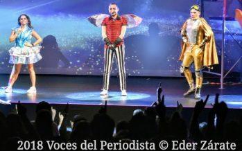 """""""Crea Tu Cuento"""", una obra de teatro basada en el empoderamiento infantil estrenó con gran éxito en el Lunario del Auditorio Nacional"""
