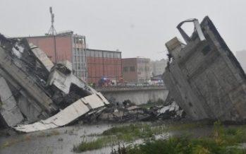 Francia ofrece ayuda a Italia por desplome de puente Morandi