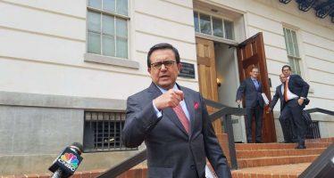 Reporta México cierre de 20 de los 30 capítulos de negociación del TLCAN