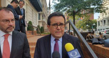 Guajardo destaca avances en negociación del TLCAN