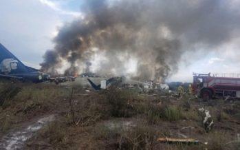Dan de alta a 11 lesionados del accidente aéreo atendidos en el IMSS