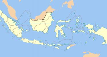 Fuerte sismo azota la isla indonesia de Lombok, hay alerta de tsunami