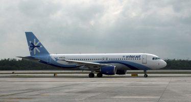 Niega Interjet emergencia tras aterrizaje en vuelo hacia Bogotá