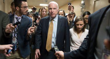 Muere, a los 81 años, el senador estadounidense, John McCain