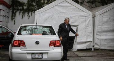 López Obrador define tres vertientes de programa deportivo sexenal