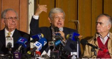 López Obrador pone a consulta dos opciones sobre nuevo aeropuerto