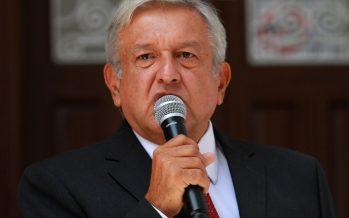 López Obrador celebra el entendimiento México-EEUU sobre el TLCAN