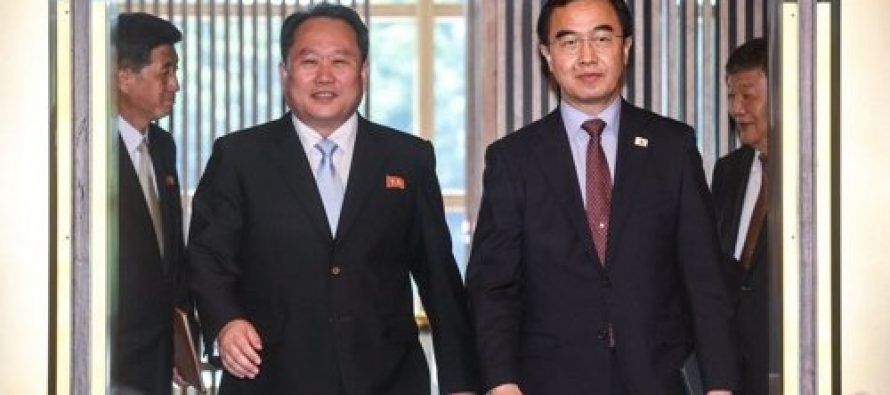 Las dos Coreas confirman a sus delegados para reunión de alto nivel