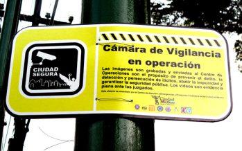 Cámaras de videovigilancia apoyarán en operativo por regreso a clases