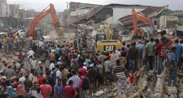 México se solidariza con familiares de víctimas de sismos en Indonesia