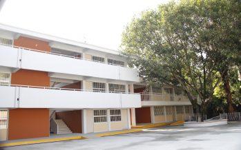 Seguros, los inmuebles de las escuelas públicas de la Ciudad de México: SEP