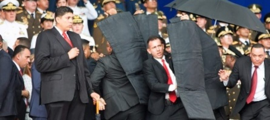 Maduro acusa de nuevo a exmandatario colombiano de preparar su asesinato