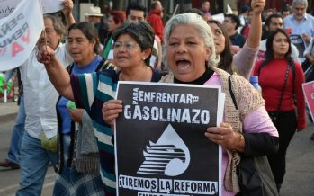 Gasolina en México, más cara que en EEUU