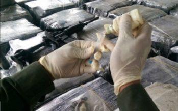 PGR Jalisco investiga aseguramiento de 47 kilos de metanfetamina