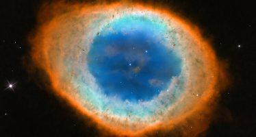 El Hubble toma foto de nebulosa del anillo