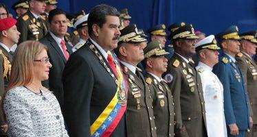 Maduro acusa al presidente colombiano de estar detrás del intento de asesinato