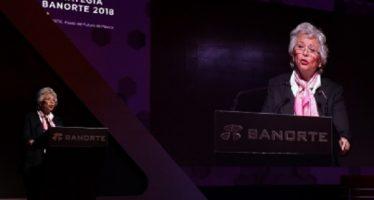 Seguridad pública, reto importante del próximo gobierno: Sánchez Cordero