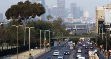 Mala calidad del aire en diversas zonas de la Ciudad de México