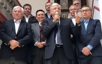 López Obrador propone fusión de Diconsa y Liconsa