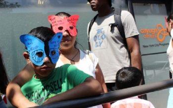 Anuncian en NY caravana a frontera para reunificar familias migrantes