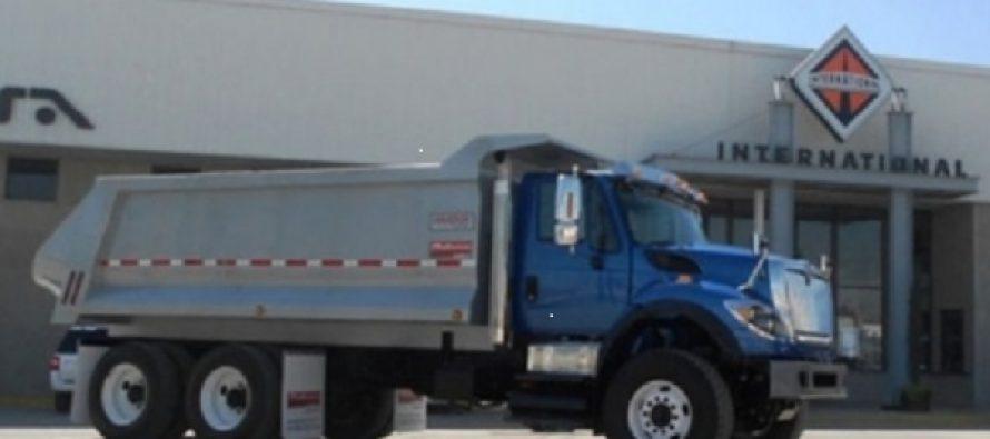 Producción de vehículos pesados disminuyó 6.5 por ciento anual en mayo