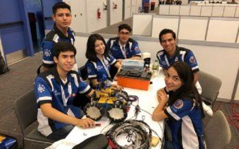Inicia con amplia asistencia el Mundial de Robótica FIRST Global 2018