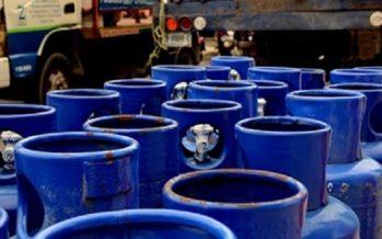 Retirarán en la capital 600 mil tanques de gas en mal estado