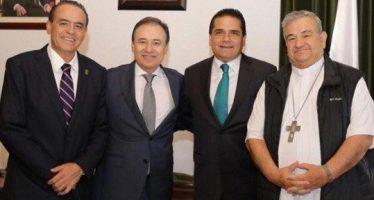 Participación ciudadana, clave para resolver inseguridad: Alfonso Durazo