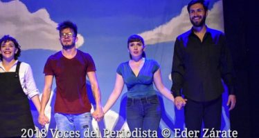 """El Colectivo Punto de Ebullición está presentando """"Ropa Sucia"""" en el Foro El Cubo"""