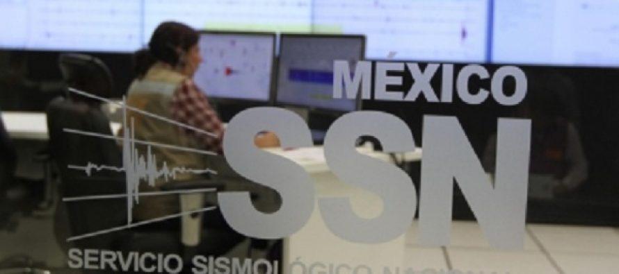 Reportan sin daños tras sismo de magnitud 5.2 en Técpan, Guerrero