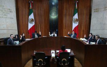 Rechaza Tribunal Electoral recuento de votos pedido por PANAL y PES