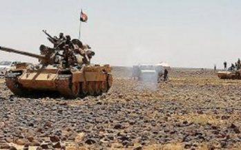 Ejército aprieta cerco a terroristas del Daesh en el este de Sweida